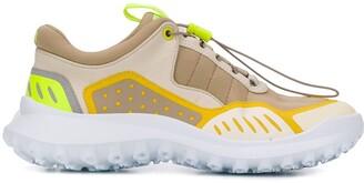 Camper Geometric Panel Sneakers