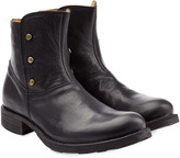Fiorentini+Baker Fiorentini & Baker Button Detailed Leather Ankle Boots