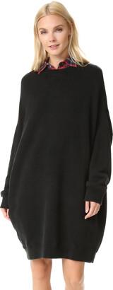 R 13 Grunge Sweatshirt Dress