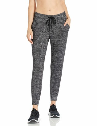 Calvin Klein Women's Cuffed Jogger with Slant Pockets