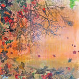 Parvez Taj Punica Granutum Art Print on Canvas
