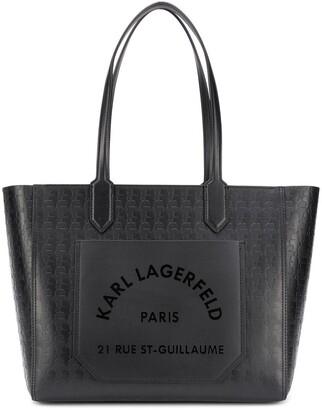 Karl Lagerfeld Paris Torebka Journey tote bag
