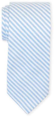 Tommy Hilfiger Blue Stripe Tie