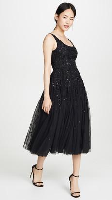 Needle & Thread Snow Flake Prom Dress