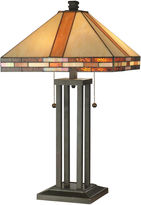 Dale Tiffany Dale TiffanyTM Bellow Mission Table Lamp