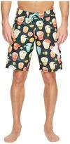 DC Lanai 20 Print Boardshorts Men's Swimwear