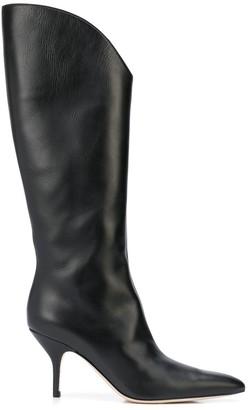 Magda Butrym England knee-high boots