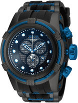 Invicta Reserve Bolt Zeus Mens Black Stainless Steel Chronograph Sport Watch 19485