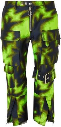 Marques Almeida 3/4-length shorts