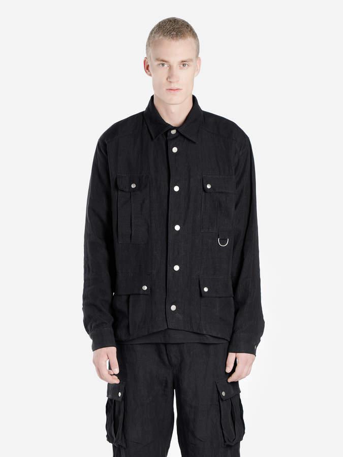 947090de01fe Mens Safari Jacket Linen - ShopStyle