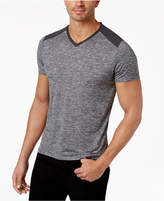 Alfani Men's Pieced V-Neck Performance T-Shirt, Created for Macy's