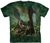 The Mountain Green Wee Rex Tee - Boys