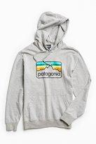 Patagonia Line Logo Hoodie Sweatshirt