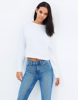 Calvin Klein Jeans Embroidered Sweatshirt