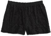 Aqua Girls' Lace Shorts, Big Kid - 100% Exclusive
