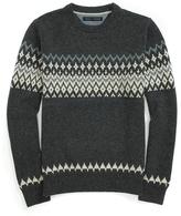 Tommy Hilfiger Fairisle Crew Neck Sweater