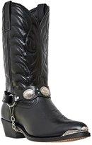 Laredo Western Boots Men Tallahassee Silver Toe Plate 13 EW 6770