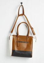 Triple 7 Triple the Charm Bag in Cognac