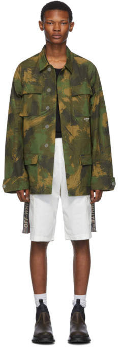 cda68db754920 Off-White Jackets For Men - ShopStyle Canada