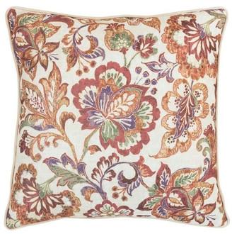 """Croscill Delilah Square Pillow 18"""""""