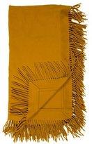 Hermes Wool & Cashmere Throw Blanket