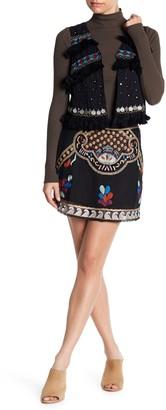 Raga Cleo Embroidered Skirt