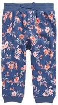 Splendid Floral French Terry Leggings