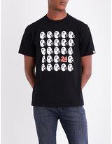 A Bathing Ape Ape Head Cotton-jersey T-shirt