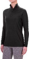 Ibex Woolies 3 Snap Neck Base Layer Top - Long Sleeve (For Women)