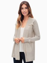 Splendid Cashmere Blend Ridge Cardigan