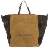 Jerome Dreyfuss Patchwork Jacques Tote