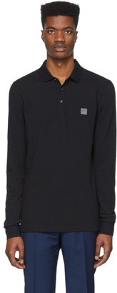 BOSS Black Passerby Slim-Fit Polo