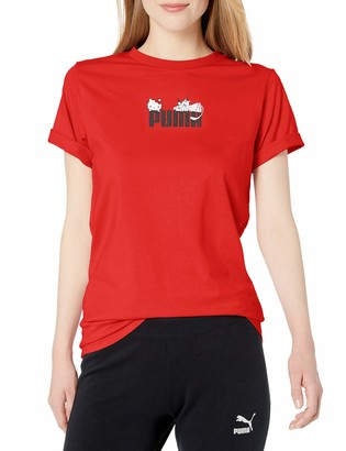 Puma Women's X Hello Kitty T-Shirt