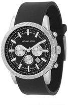 Michael Kors Men's MK8040 Polyurethane Quartz Watch