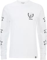 Carhartt X Moodymann Long Sleeve Mmc Set U Free Tshirt - White