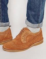 Selected Royce Desert Brogue Shoes