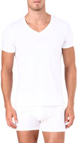 Hanro Superior v-neck t-shirt