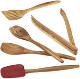 Rachael Ray Cucina Tools 5-pc. Wooden Tool Set