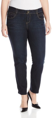 Democracy Women's Plus Size Ab Solution Jegging