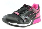 Puma Xt-1 Blur 1 Women Round Toe Synthetic Black Tennis Shoe.