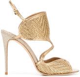Salvatore Ferragamo woven sandals