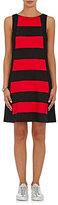 Lisa Perry WOMEN'S BLOCK-STRIPED SWING DRESS