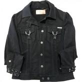 John Galliano Navy Denim - Jeans Jacket for Women