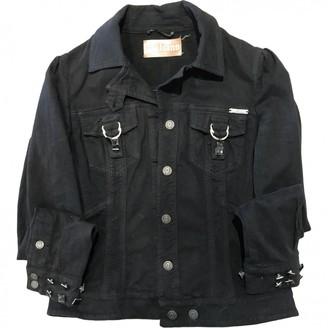 John Galliano Navy Denim - Jeans Jackets