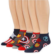 Marvel Avengers 5-pk. Low Cut Socks