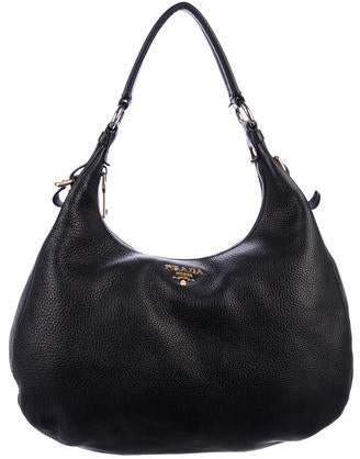 910522f3792b Prada Hobo Bags - ShopStyle