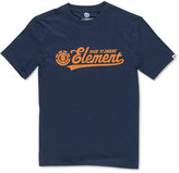 Element Men's Graphic-Print Cotton T-Shirt