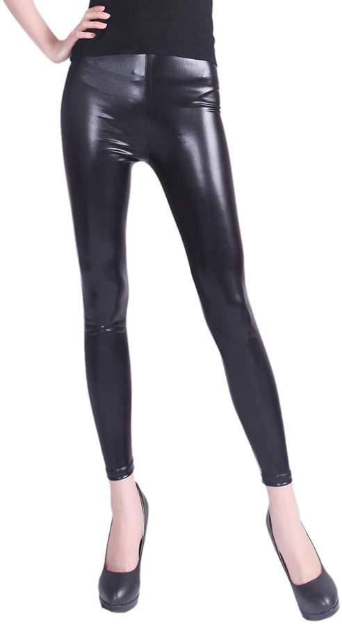 98df1b865e31d Womens Wet Look Leggings - ShopStyle Canada