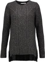 Autumn Cashmere Cable-knit cashmere sweater