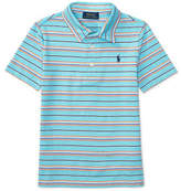 Polo Ralph Lauren Striped Cotton Jersey Polo (2-4 years)